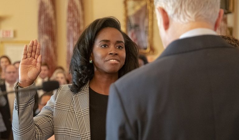 One Of The Top-Ranking Black Women In Trump's Administration Resigns Over POTUS' Response To Racial Tensions
