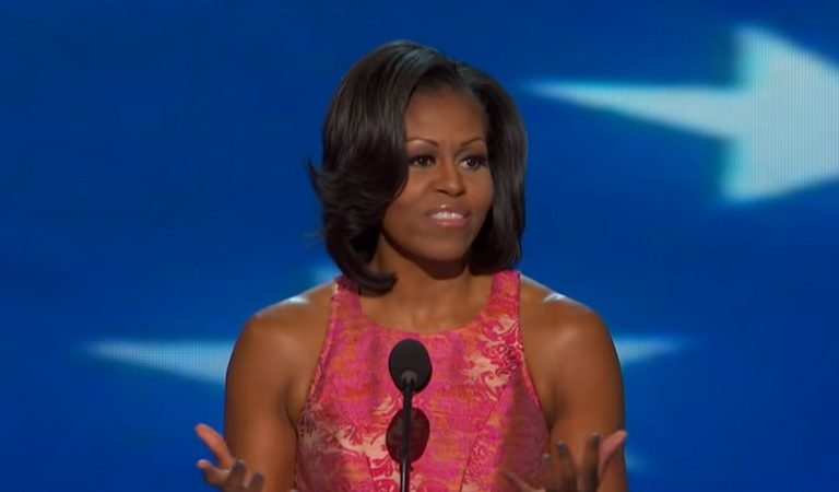 Michelle Obama Reportedly Stepping Into The 2020 Election And It's Going To Make Trump Very Unhappy