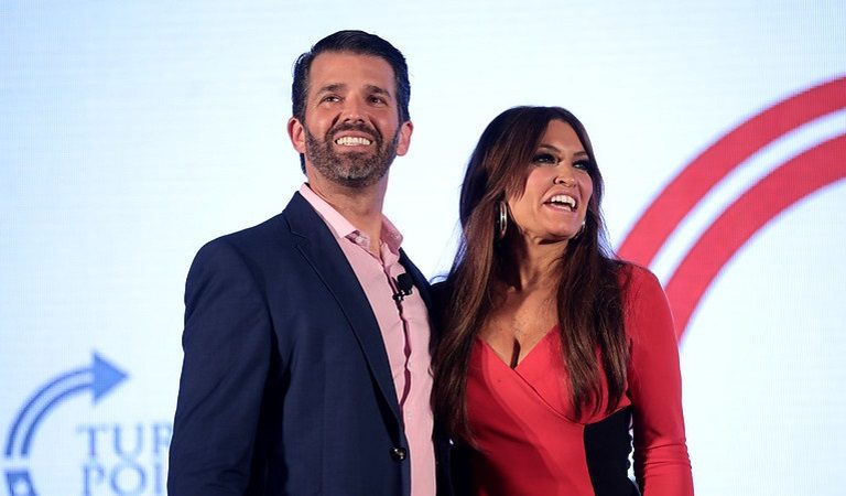 Don Jr.'s Girlfriend, Kimberly Guilfoyle, Has Reportedly Tested Positive For COVID -19