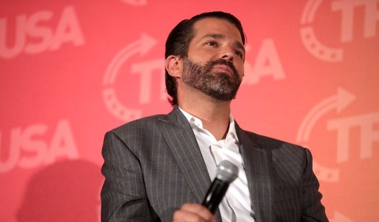 Don Jr. Tries To Defend His Sister's Promotion Of Goya Products, Gets His A** Handed To Him