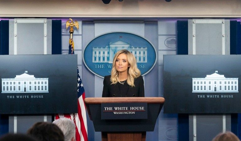 Kayleigh McEnany Claimed That Obama Golfed After Finding Out Daniel Pearl Was Beheaded — Just One Problem, Obama Was A State Senator At The Time