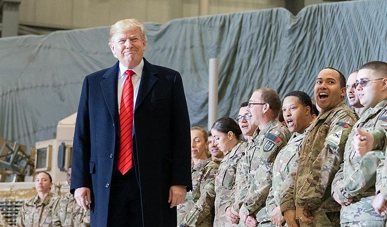 """Source That Seems To Know Trump Well Says Donald Doesn't Care About Bounties On American Soldiers' Heads Because They Are """"Not The Demographic He Cares About, It's The Folks He Sees As Expendable"""""""