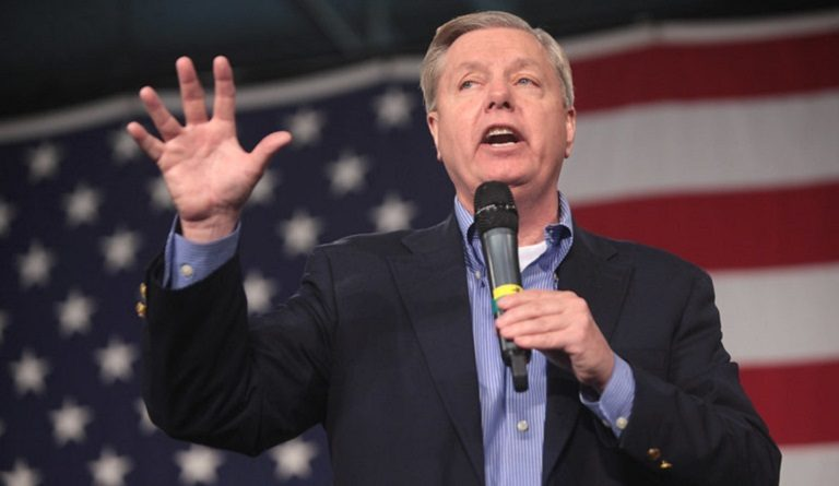 "Lindsey Graham Reportedly Said When Asked About Biden Possibly Picking Sally Yates As Attorney General: ""Mmmm I Don't Think So"""
