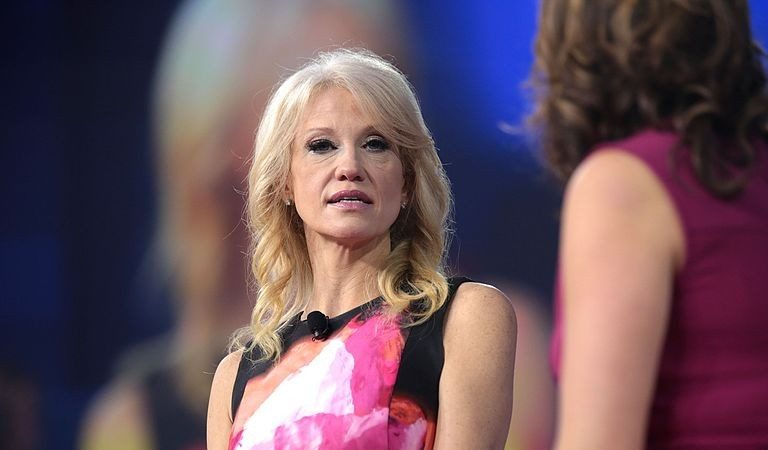 Kellyanne Conway's Daughter Appears To Take Direct Aim At Her Mom For Supporting Trump