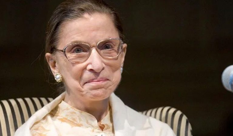 Justice Ruth Bader Ginsburg Who Was A Pioneer For Gender Equality Has Died At The Age Of 87