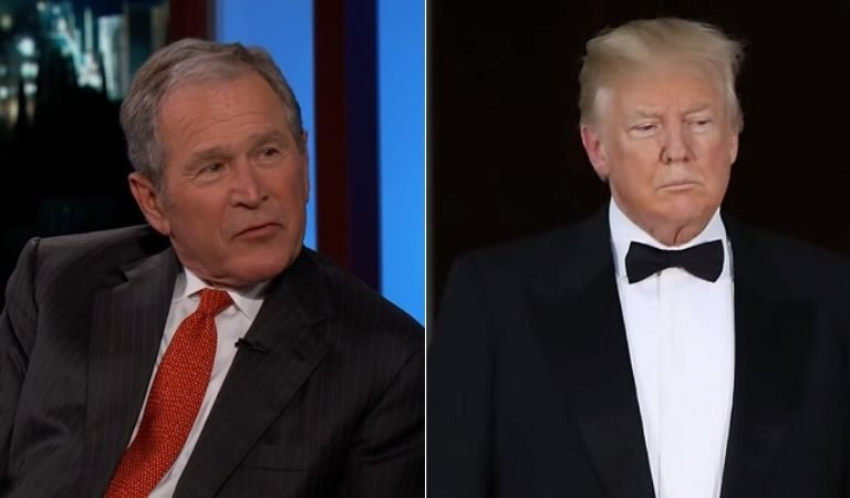 """Hundreds Of Officials Who Served Under George W. Bush Plan To Endorse Biden: """"The President Is A Danger"""""""
