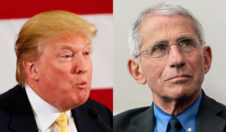 CBS Host Says Trump Has Prevented Fauci From Doing An Interview For The Last Three Months