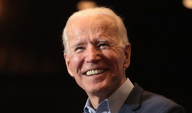 Crazy Right-Wingers Claim Biden's Medical Boot Is Actually Hiding An Ankle Monitor Because Of Some Secret Arrest