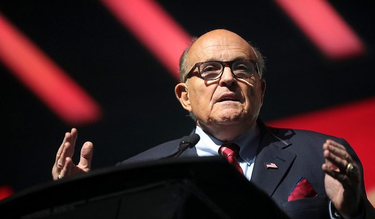 Giuliani Attacks Democratic Congresswoman With Picture Taken 3 Years Before She Was Born