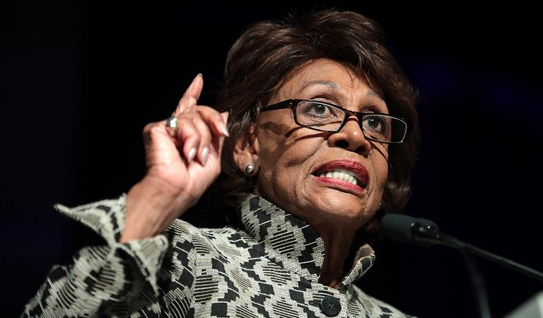 81-Year-Old Congresswoman Maxine Waters Got Out of Her Car To Intervene As Black Driver Was Pulled Over By Police, To Make Sure Driver's Rights Were Protected