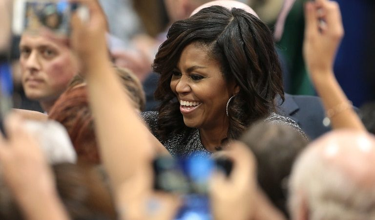 Michelle Obama Reportedly Stepping In To The 2020 Election And It's Going To Make Trump Very Unhappy