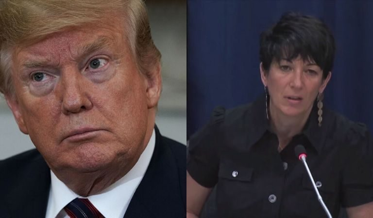 """Former Business Associate of Epstein's Claims Ghislaine Maxwell Will Be Prepared To Snitch On """"Big Names"""" To Save Herself"""