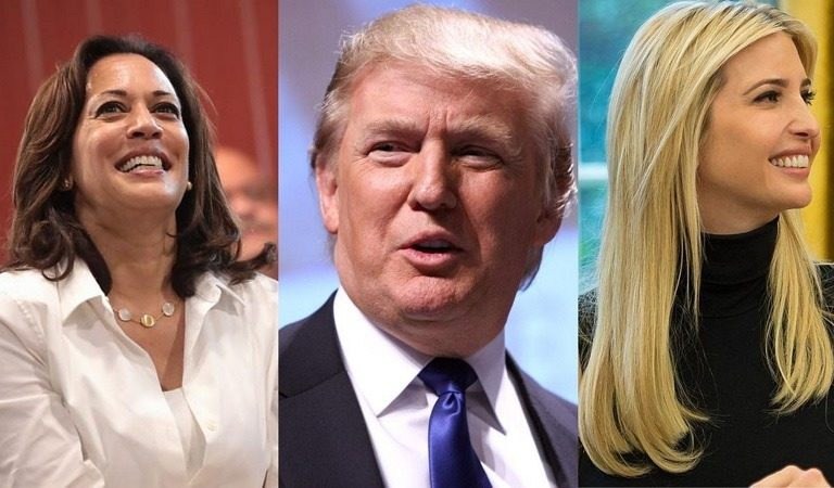 The Past Comes Back To Bite Trump After Resurfaced Report Shows He And Ivanka Donated Money To Kamala Harris' Campaign For Attorney General