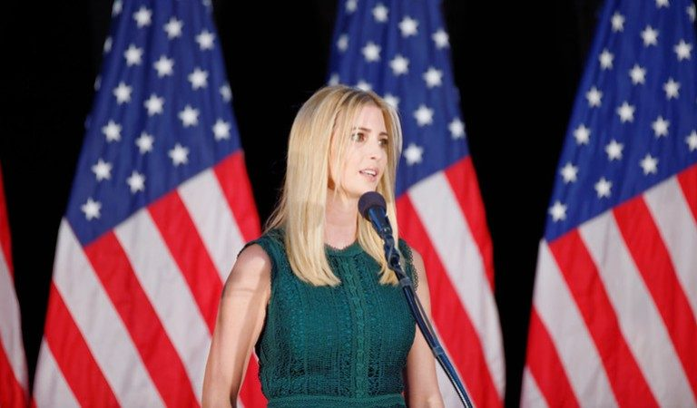"""Americans Blasted Ivanka For Suggesting Unemployed People Just """"Find Something New"""" In New Ad Campaign"""