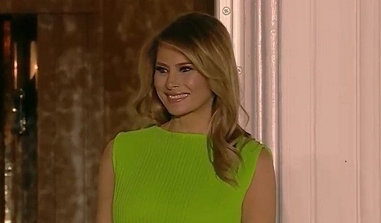 """People React After Melania Appears To Give Ivanka A Cold Glance At RNC: """"Wow! Cat Fight"""""""