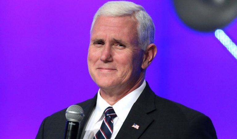 Mike Pence Finally Speaks Out Over January 6 Insurrection