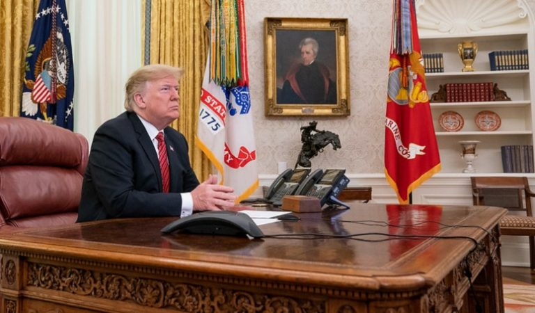 Donald Trump Reportedly Mulled Over A Possible Loophole That Would Allow Him To Bypass Congress To Impose Certain Policies