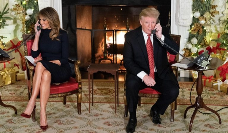 Trump Administration Is Set To Hold In-Person Holiday Celebrations Despite Two COVID Outbreaks Being Traced Back To The White House