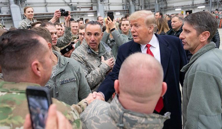 """Trump's Superior At New York Military Academy Where He Graduated Says President's Remarks About Servicemen Doesn't Surprise Him: """"In My Dealings With Him, He Was A Heartless, Obnoxious Son Of A B*tch"""""""