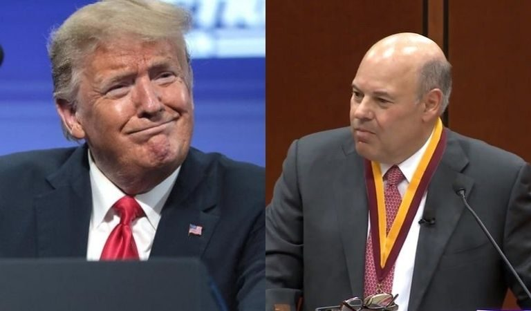 """Report Claims Trump's Postmaster General Is Making Money Off Of Post Office After Financial Disclosures Show He Continues To """"Hold Multimillion-Dollar Stake"""" In USPS Contractor"""