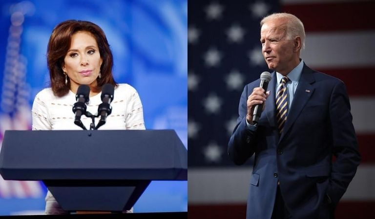 """Fox's Jeanine Pirro Seemed To Imply That Something Bad Will Happen To Biden Before November: """"Something Is Going To Happen Before The Election And He's Not Even Going To Be On The Ticket"""""""