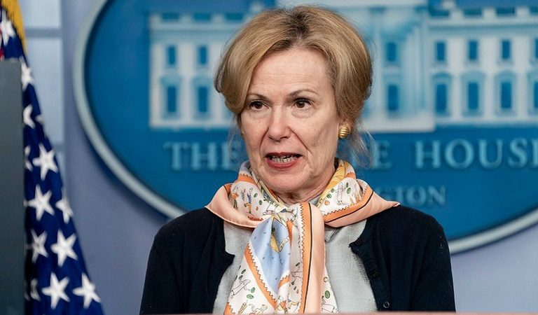 "Source Claims Dr. Birx Is ""Distressed"" And Doesn't Know How Much Longer She Can Survive In Her White House Position"