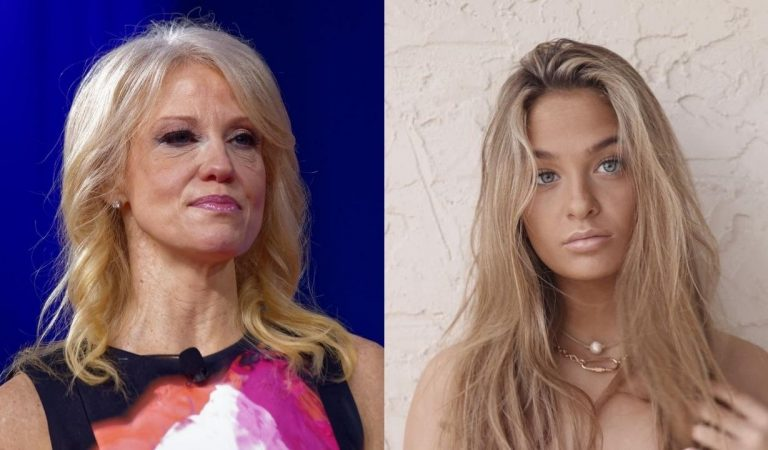"Kellyanne Conway's Daughter Wants To Be Officially Emancipated Due To ""Years Of Childhood Trauma And Abuse"""