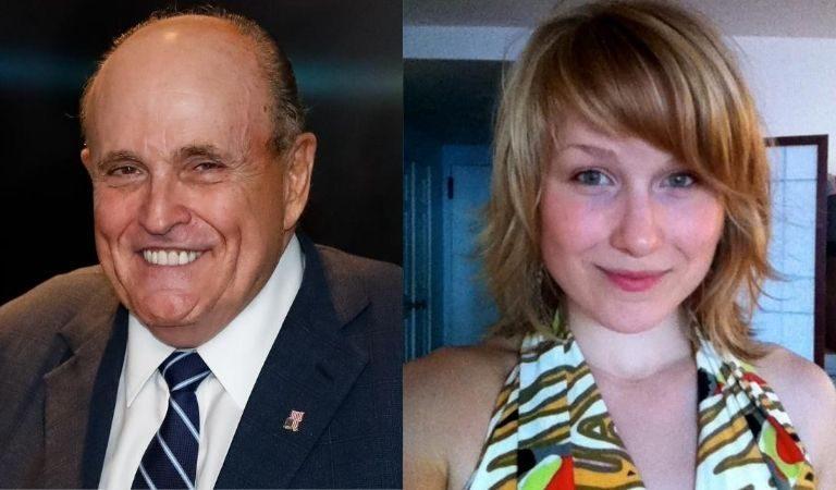 Rudy Giuliani's Daughter Appears To Endorse Biden-Harris Ticket, Posts Selfie With Kamala Harris
