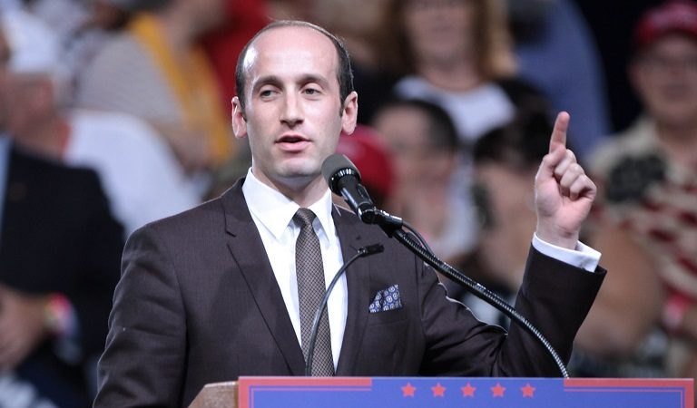 Stephen Miller Reportedly Caught In Leaked Audio Telling Trump Supporters The Immigration Pause During COVID Is Actually Long Term