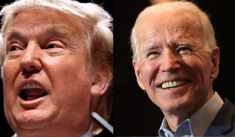 """Watch Trump Struggle With Naming A Single Bible Verse, Even Though He Says Catholic Joe Biden Is """"Against"""" The Bible And Will """"Hurt God"""""""