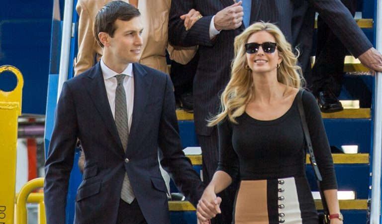 """Jared And Ivanka Are Reportedly Not Welcome At Their Billionaire Bunker Country Club With Members Allegedly Saying """"Jared And Ivanka Can Lunch With Their Fellow 'Patriots' At Mar-a-Lago"""""""