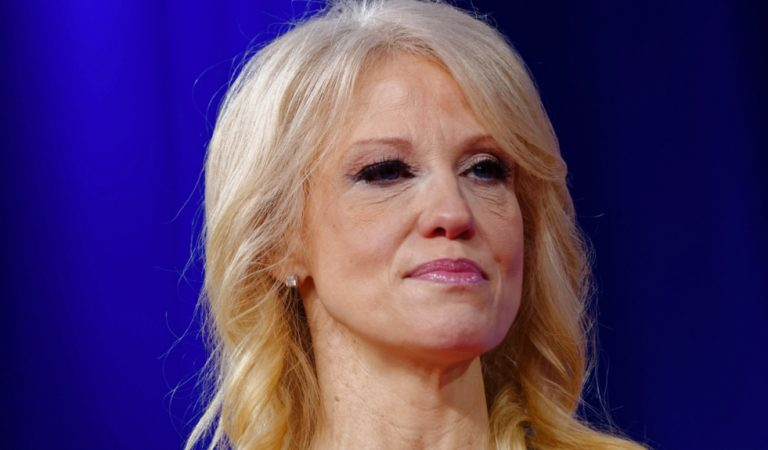 Trump's Day Just Got Worse As Kellyanne Conway Seems To Acknowledge Biden As The Apparent Winner