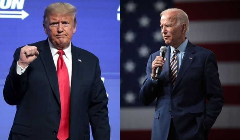 Lawyers At Firm Used For Trump's Re-Election Campaign Reportedly Donated $90,000 To Biden, $50 To President