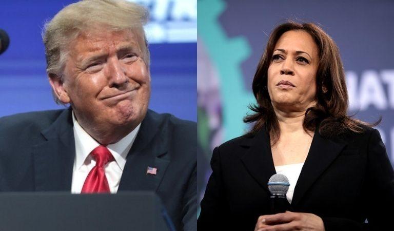 """Trump On Harris: """"Kamala — You Know If You Pronounce Her Name Wrong She Goes Crazy. Kamala Like A Comma"""""""