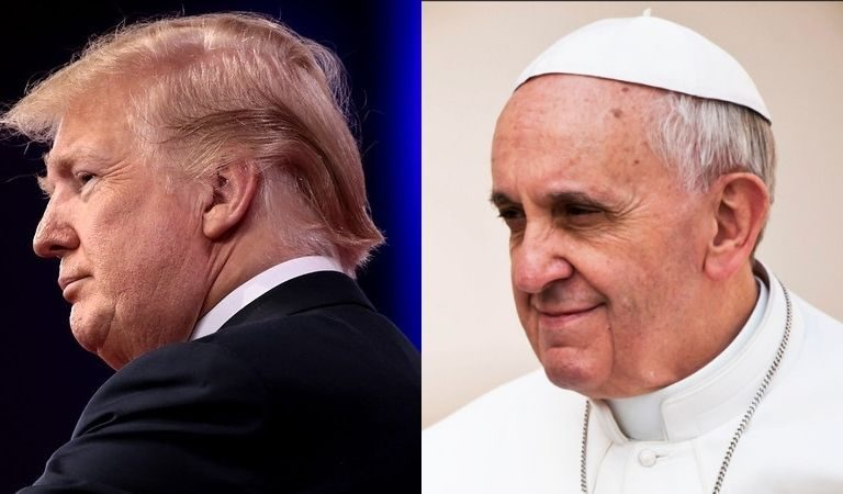 Report Claims The Vatican Has Accused Trump Team Of Trying To Exploit The Pope