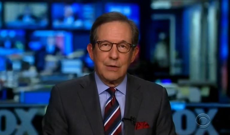 """Chris Wallace Speaks Out After Chaotic Debate: """"I'm A Pro. I've Never Been Through Anything Like This"""""""