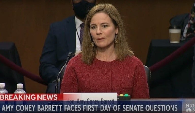 Student Who Went To The University Of Notre Dame Law School While Amy Coney Barrett Was A Professor There Has Dire Warning If Barrett Is Nominated To The Supreme Court