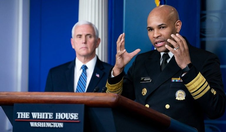 Trump's Own Surgeon General Reportedly Caught Violating Coronavirus Restrictions While In Hawaii