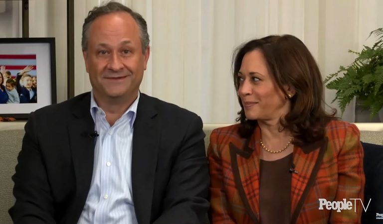 """**UPDATE — Doug Emhoff Has Left Position At Law Firm For White House Role** In Stark Contrast To The Trumps, Kamala Harris' Husband Says He Won't Be An Adviser If Kamala Is VP: """"I'm Her Husband, That's It"""""""