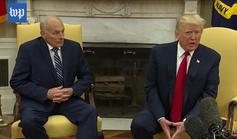 "CNN Host Jake Tapper Reports John Kelly Told Friends About Trump: ""He Is The Most Flawed Person I Have Ever Met In My Life"""