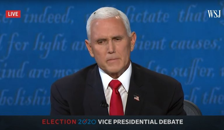 """Republican Communication Strategist Has A Brutal Theory On Pence's Fly Fiasco, Calls It A """"Sign Historically Of Sin"""" And The """"Mark Of The Devil"""""""