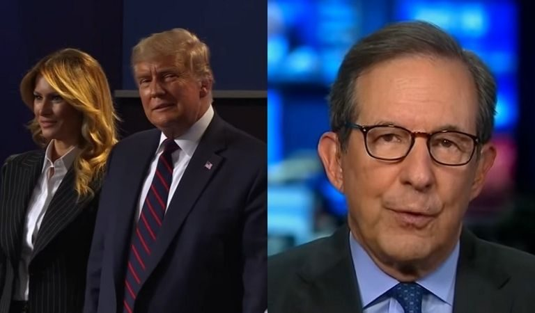 Chris Wallace Reportedly Told Fox News That Trump Arrived Too Late In Cleveland To Have Been Tested By The Clinic Like All Other People In Attendance