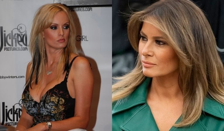 Melania's Former Adviser Stephanie Wolkoff Releases Newest Tape Of What Appears To Be The First Lady Slamming Stormy Daniels