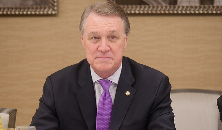 "Brutal New Video Takes Aim At Senator Perdue, Reveals The Hidden Mega Mansion He's Been Allegedly ""Hiding"" In While Americans Suffer"