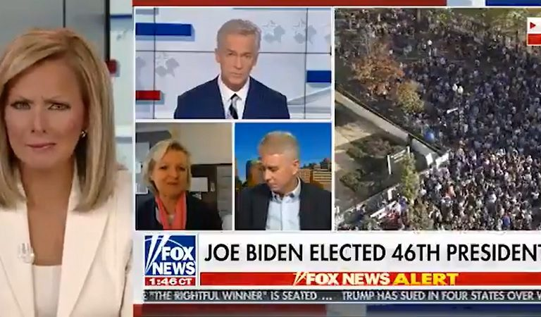 "Watch As Fox News Pundit Refuses To Admit Biden Won And Anchor Reacts Not Realizing She's Live On Air: ""What?"""