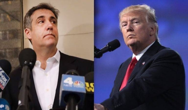 "Trump's Night Just Got Worse As Report Claims Michael Cohen Is Cooperating With ""Multiple Government Agencies"" That Are Investigating Trump Family"
