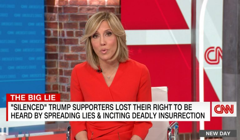 """CNN Anchor Says It's Time To Stop Giving """"Delusional"""" Trump Supporters Airtime"""