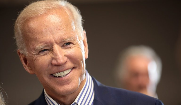 Joe Biden Reportedly Put Up A Photo Of His Late Son In The Oval Office As Soon As He Moved Into The White House