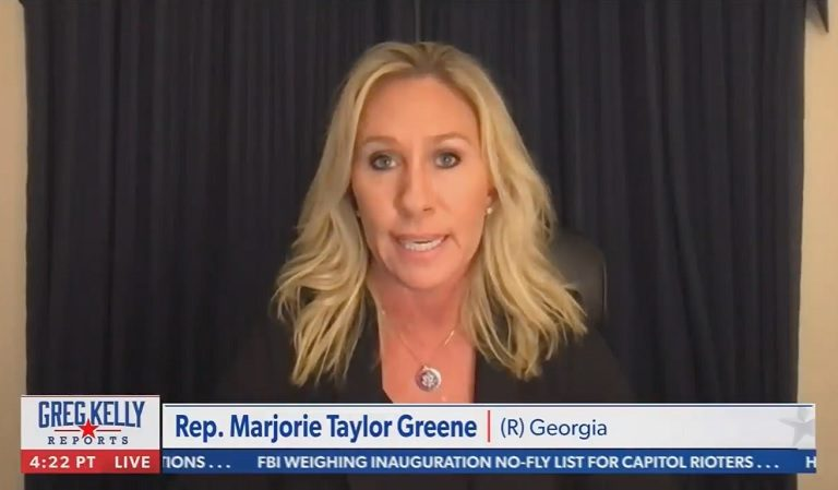 Republican Rep. Marjorie Taylor Greene Announced She Will Try To Impeach Joe Biden The Day After His Inauguration
