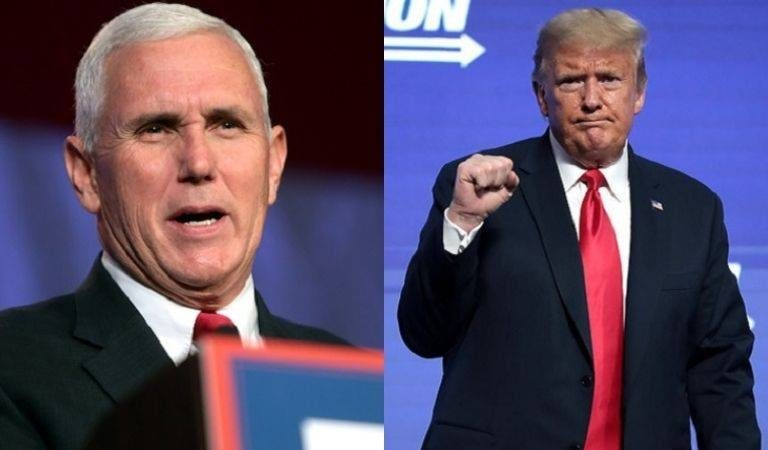 Report Revealed American Citizens Hammered Mike Pence With Emails, Calling On Him To Oust Donald Trump After January 6th
